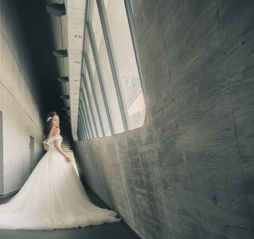 南投婚紗 | 自助婚紗 | YU MU 羽沐訂製禮服