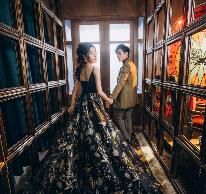 R-room 攝影棚婚紗