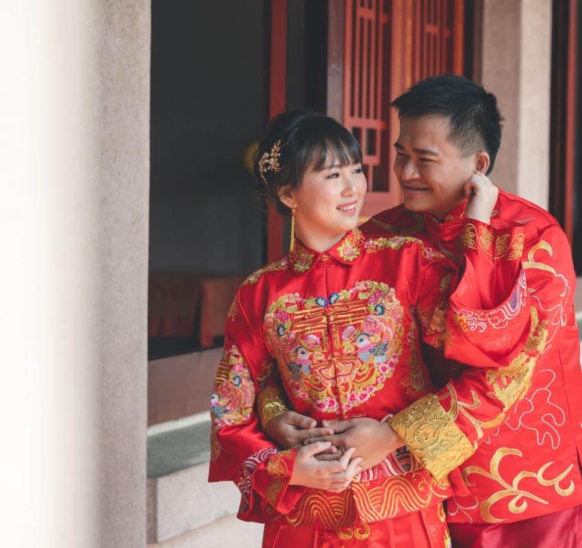 台中婚紗 | 孔廟