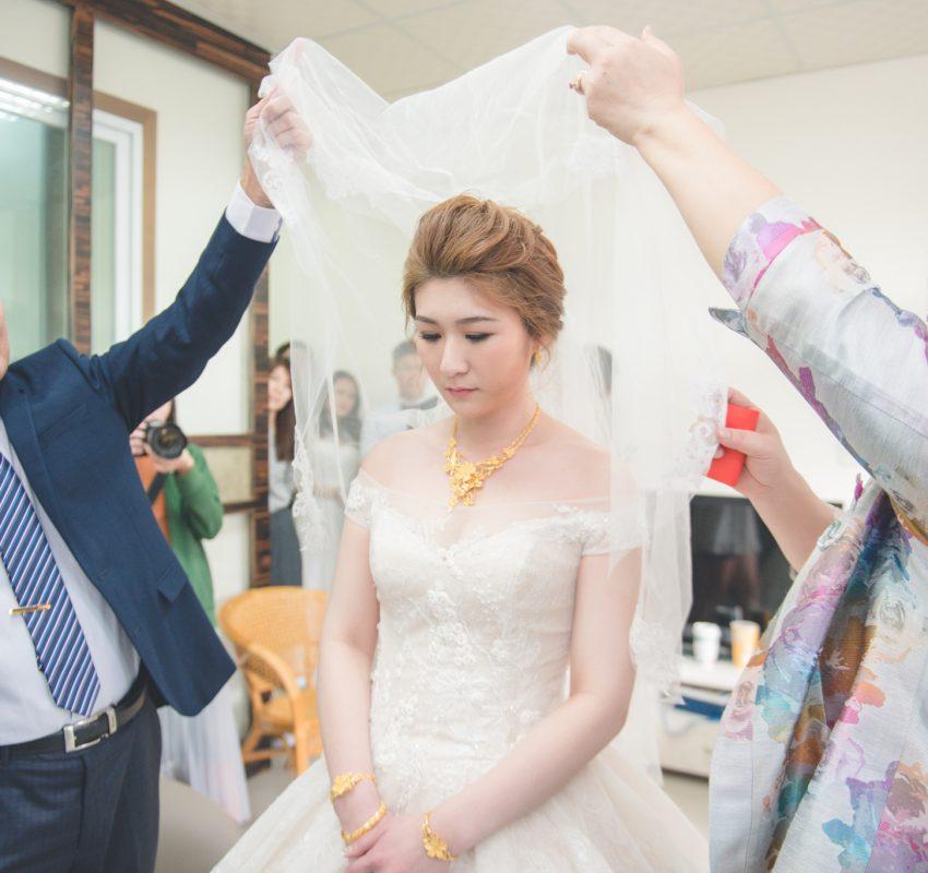 彰化婚攝 | 迎娶結婚攝影
