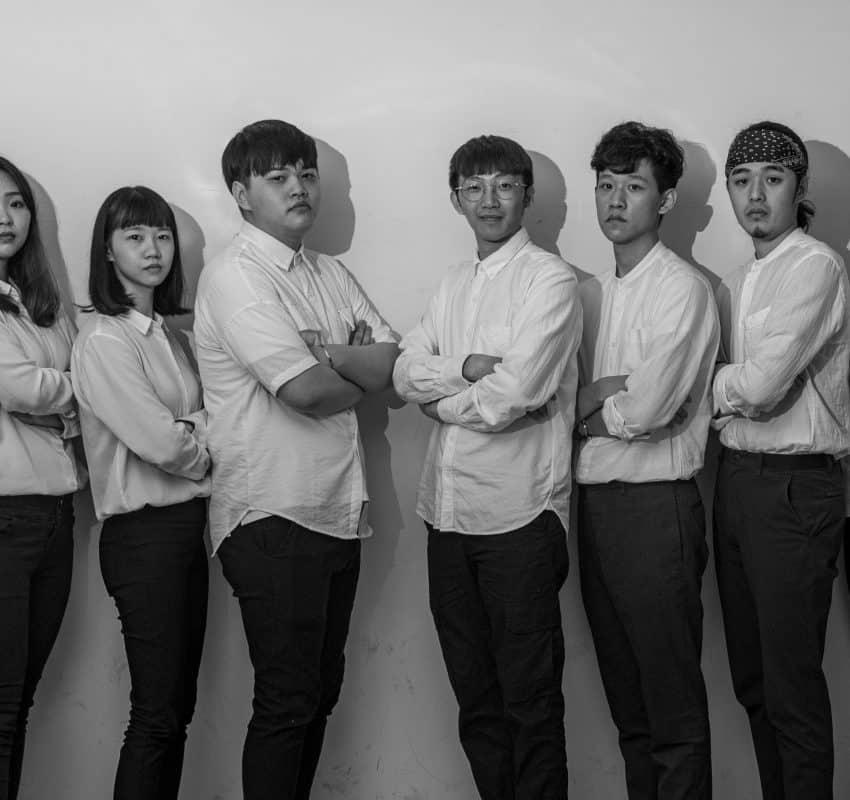 企業學生團體形象 | 商業攝影