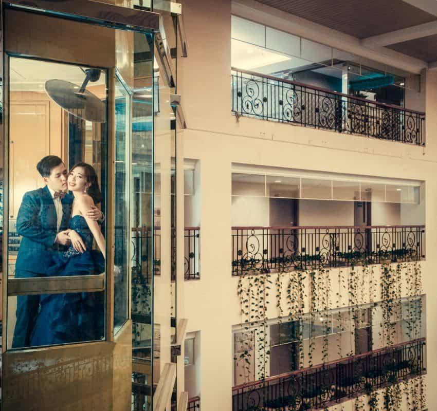 劍湖山王子大飯店|雲林婚攝